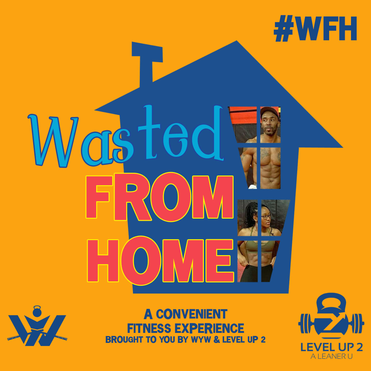 #WFH – Wasted From Home